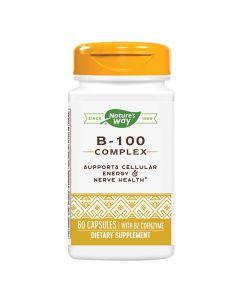 Natures Way - Vitamin B-100 Complex