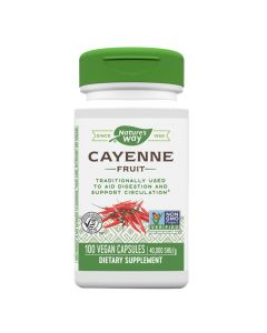 Natures Way - Cayenne Fruit