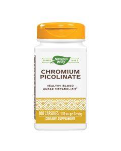 Natures Way - Chromium Picolinate