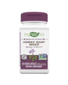 Natures Way - Horny Goat Weed