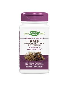 Natures Way - PMS with B6 & Other B-Vitamins
