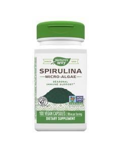 Natures Way - Spirulina