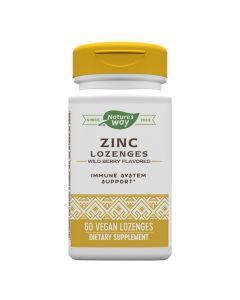 Natures Way - Zinc Lozenges