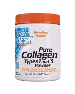دكتور بيست - مسحوق الكولاجين نوع 1 و 3