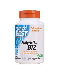 Doctors Best - Fully Active B12 1500mcg