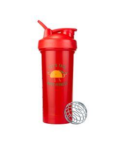 BlenderBottle Foodie Shaker with Loop Top - Taco Bout Fitness