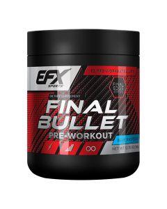 EFX Final Bullet Pre-Workout Powder