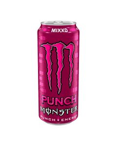 Monster Energy Drink - Punch MIXXD