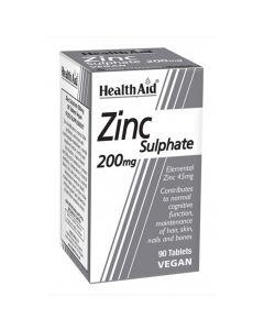 Health Aid - Zinc Sulphate 200mg