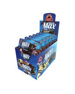 Max Protein - Black Max Total Choc Protein Cookies - Black Choc Box Of 12