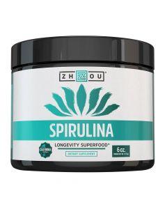 Zhou - Spirulina Powder