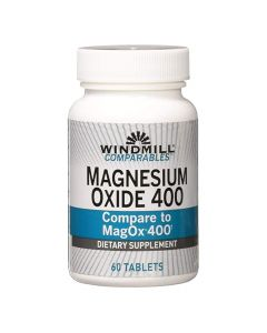 Windmill Comparables - Magnesium Oxide 400mg