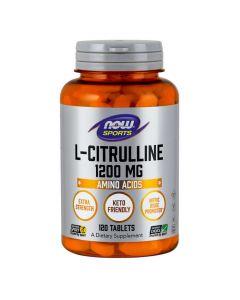 Now L-Citrulline 1200 mg