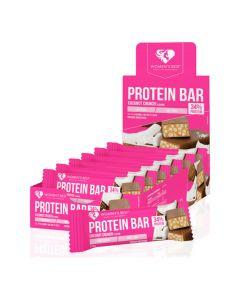 Womens Best - Protein Bar - Coconut Crunch Box Of 12
