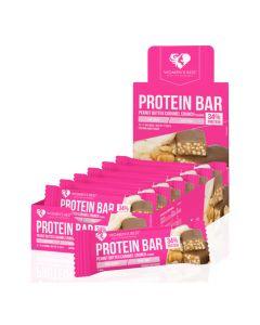 Womens Best - Protein Bar - Peanut Butter Caramel Crunch Box Of 12