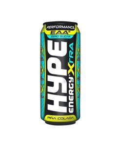 Hype Drinks - Energy Performance Zero Sugar With Caffeine
