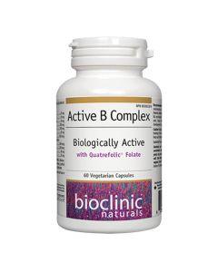 Bioclinic Naturals - Active B Complex