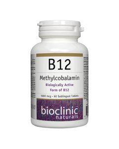 Bioclinic Naturals - B12 5000 mcg