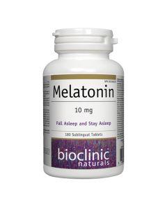Bioclinic Naturals - Melatonin 10 mg