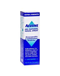 Acusine - All Natural Nasal Spray