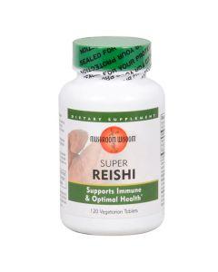 Mushroom Wisdom - Super Reishi
