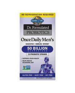 جاردن أوف لايف - دكتور فورميوليتيد مرة يومياً للرجال 50 مليار