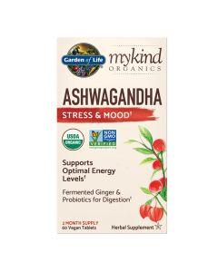Garden Of Life - mykind Organics Ashwagandha