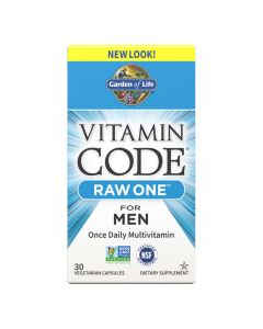 Garden Of Life - Vitamin Code Raw One for Men