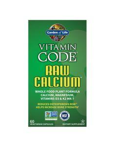 Garden Of Life - Vitamin Code Raw Calcium