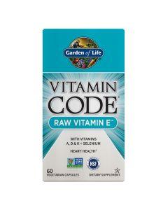 Garden Of Life - Vitamin Code Raw Vitamin E