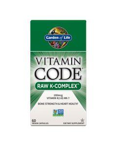 Garden Of Life - Vitamin Code Raw K-Complex