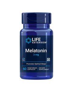 Life Extension - Melatonin 3 mg