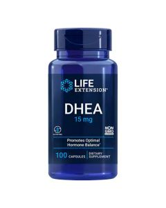 Life Extension - DHEA 15 mg