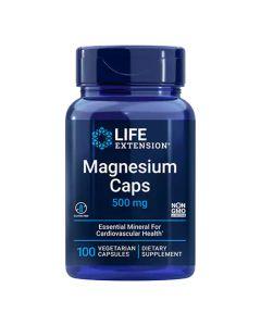 Life Extension - Magnesium Caps 500 mg