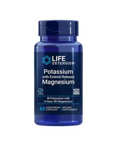 Life Extension - Potassium with Extend-Release Magnesium