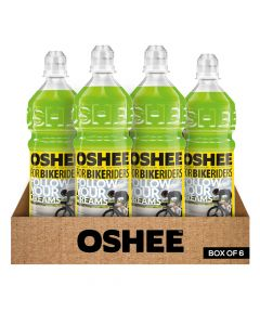Oshee - Isotonic Drink - Lime Mint - Box Of 6