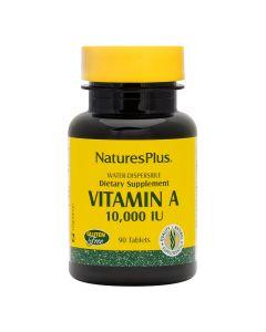 Natures Plus - Vitamin A 10000 IU Water-Dispersible