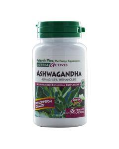 Natures Plus - Herbal Actives Ashwagandha 450 mg