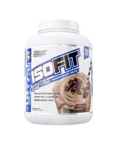 Nutrex Research - ISOFIT - Ultra Fit Series