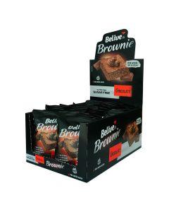 Belive - Brownie Sugar Free Box Of 10