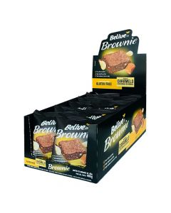 Belive - Brownie Lactose Free Box Of 10