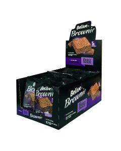 Belive - Brownie Protein Gluten-Free Box Of 10