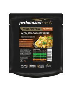 Performance Meals - Katsu Chicken Curry