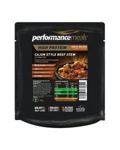 Performance Meals - Cajun Beef Stew