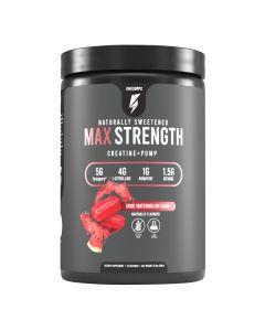 Innosupps - Max Strength - Advanced Creatine + Pump