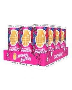 Grenade Energy Rtd Drink - Berried Alive - Box Of 12