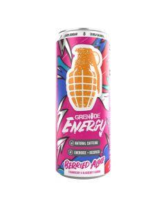 Grenade Energy Rtd Drink - Berried Alive