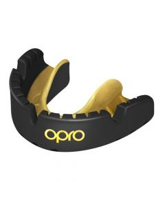 Opro - Self-Fit Gold Mouthguard For Braces