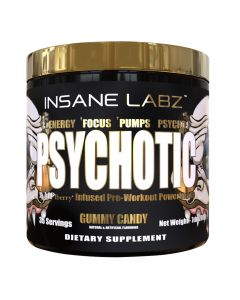 Insane Labz - Psychotic Gold Infused Pre Workout