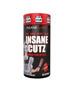 Insane Labz - Insane Cutz Capsules